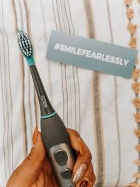 Soft bristles